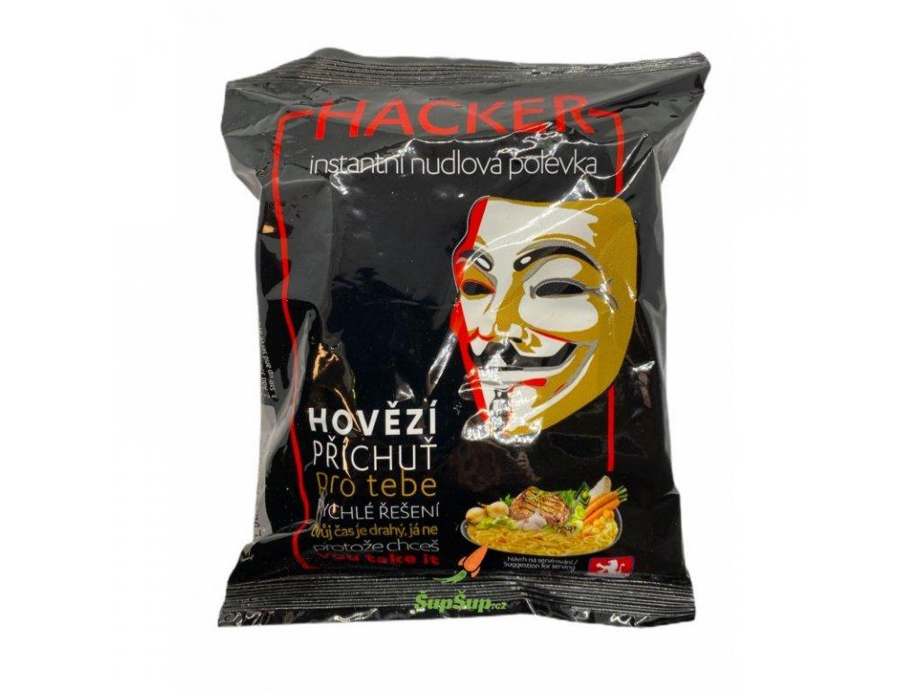 hacker hovezi
