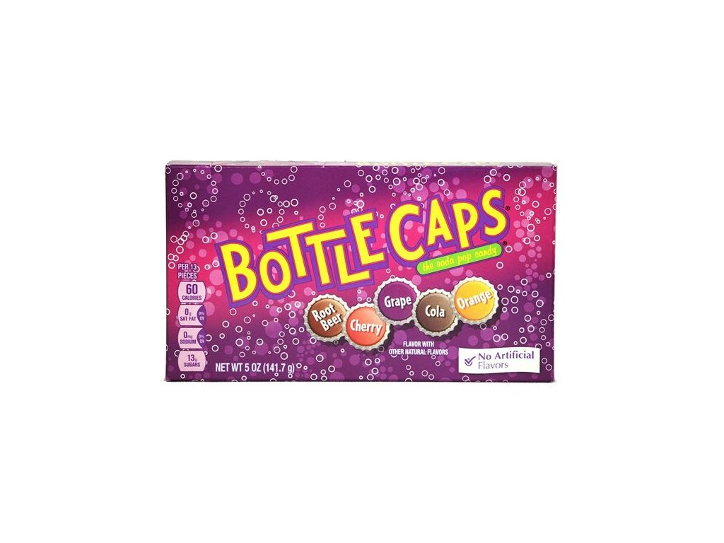Wonka Bottle Cups 141,7g