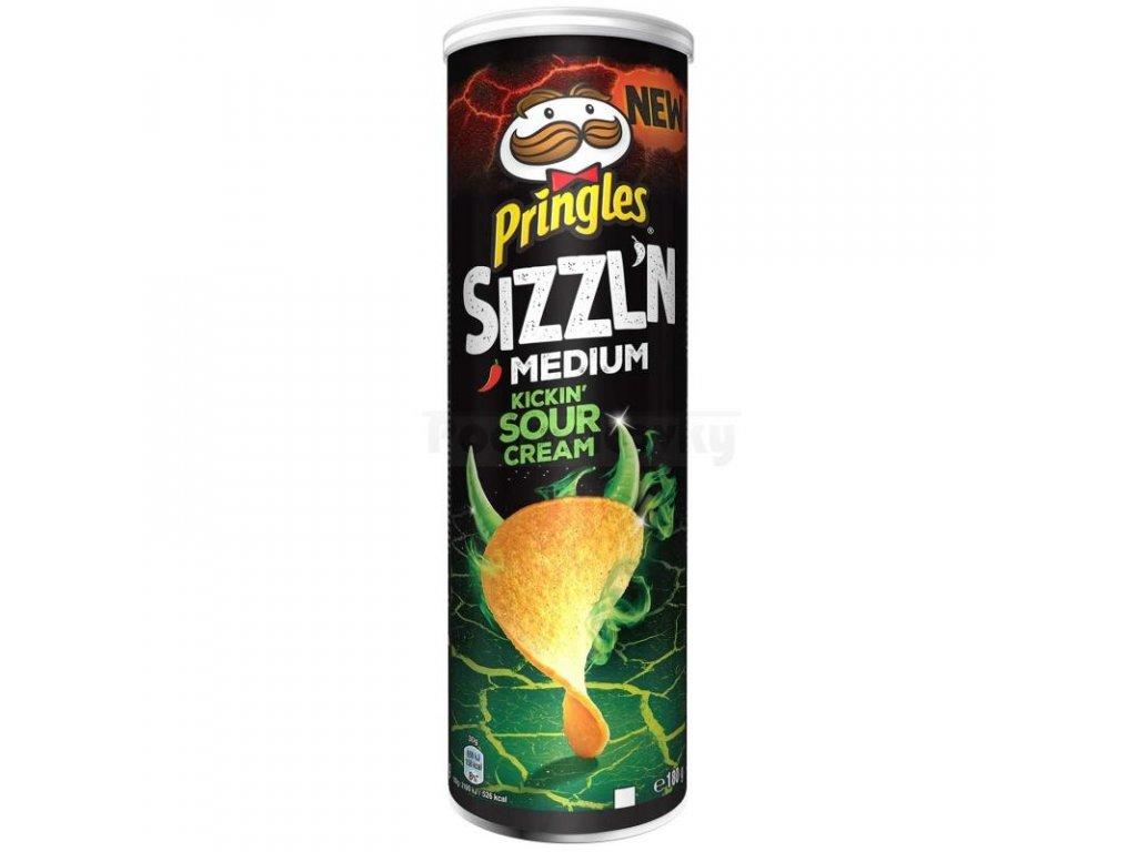 Pringles cream