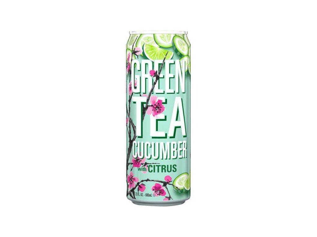 Arizona Green tea Cucumber with citrus