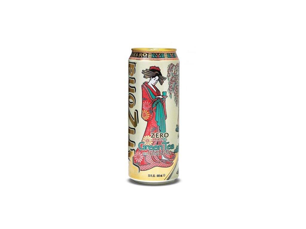 Arizona Green tea zero