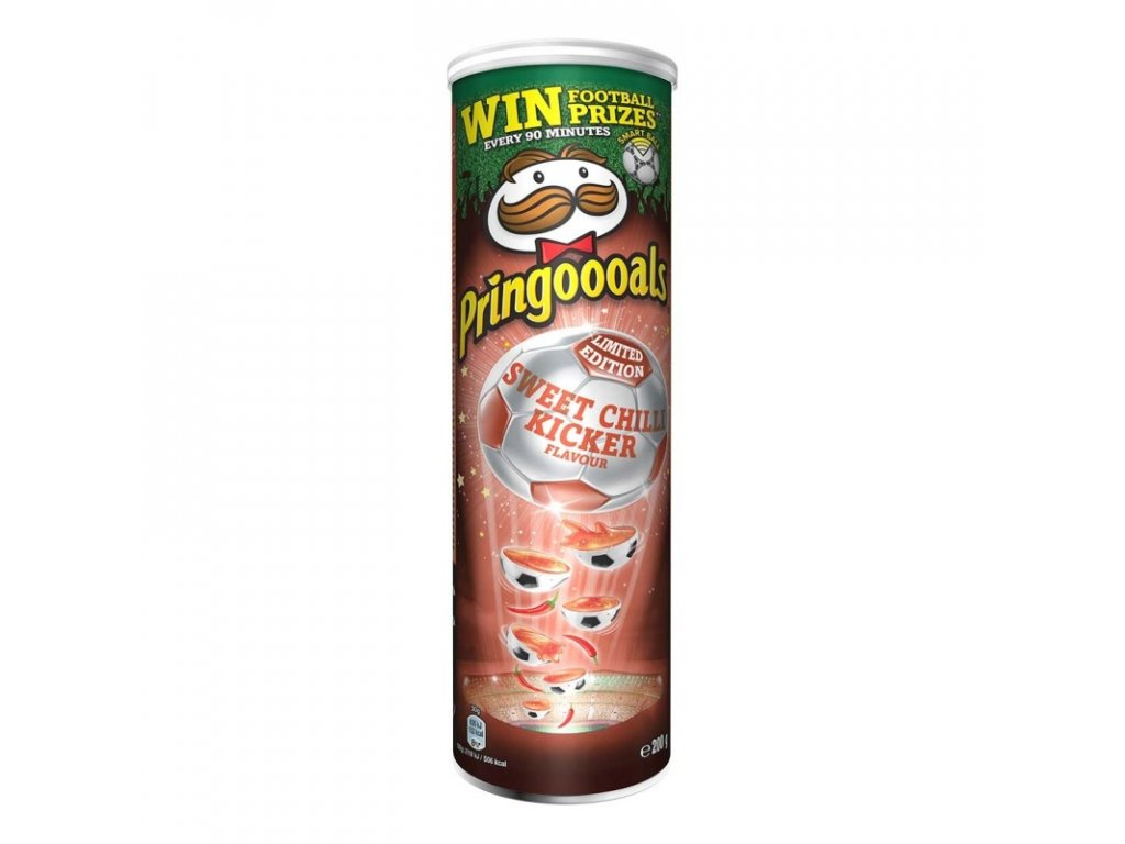 Pringles Sweet Chilli Kicker 200g