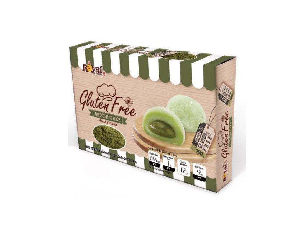zelený čaj bez lepku
