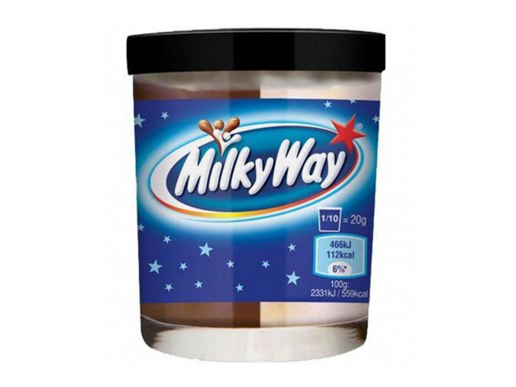 Milky Way pomazánka 200g