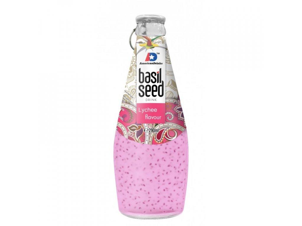 6080 basil seed lychee