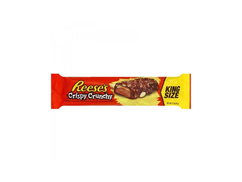Reeses crispy&crunchy