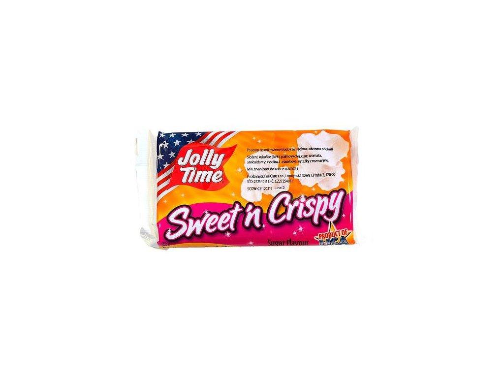 Jolly Time Sweet n Crispy 100g
