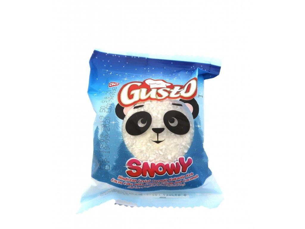 6251 gusto snehova koule panda 50g tur
