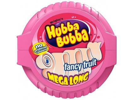 Hubba Bubba Fancy Fruit mega long 56,7g