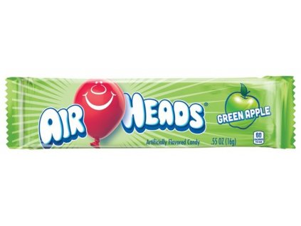airheads green apple 156g