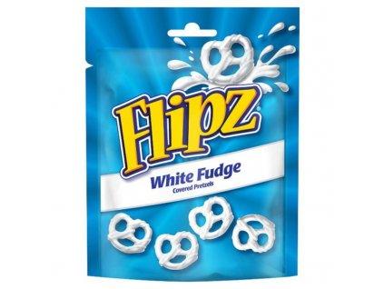 Flipz White Fudge 90g