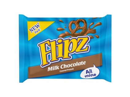 Flipz Milk Chocolate 37g