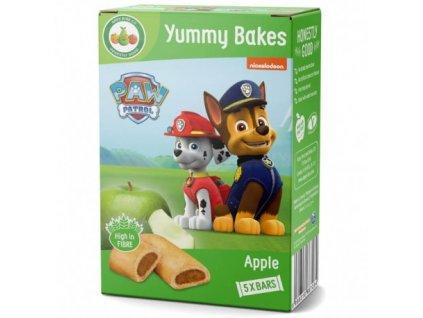 Jablečné štrůdlíky Tlapková Patrola