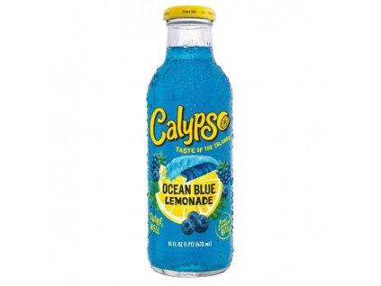 Calypso Ocean Blue Lemonade 473ml