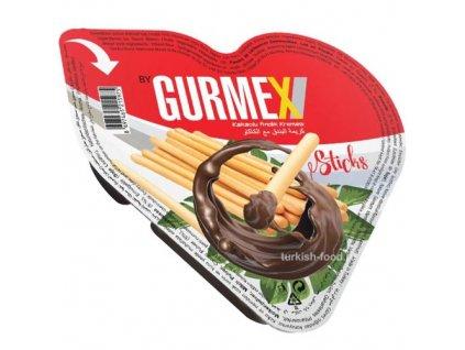 nabor iz hlebnyh palochek i orekhovaya pasta s dobavleniem kakao gurmex 40 g 500x500