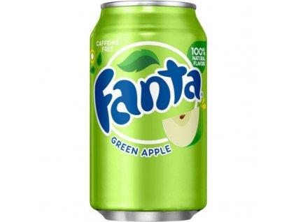 Fanta Green Apple 355ml