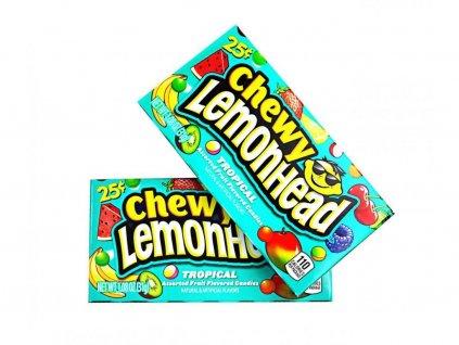 1714 chewy lemonhead tropical 23g