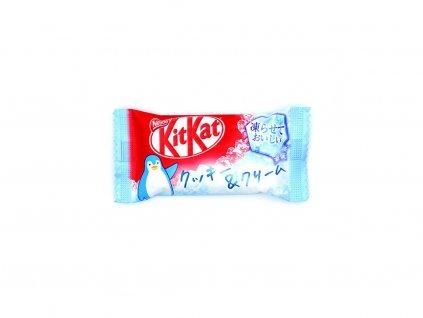 11726 kitkat mini cookies cream 1ks 11 6g jap