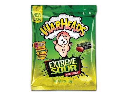 Warheads Extreme Sour Hard Vandy 28g